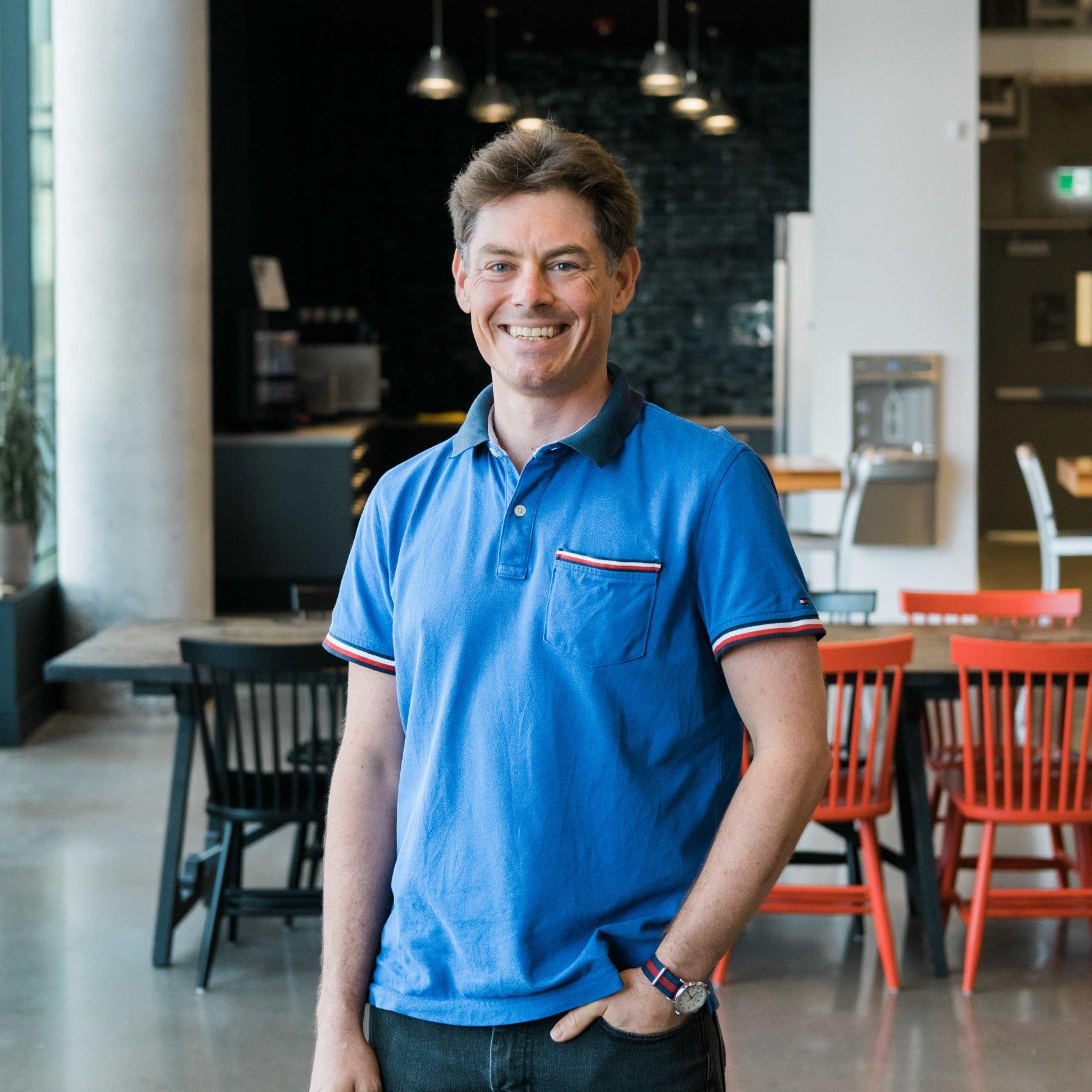 Casey Johnson - Manager, Digital Media Lab