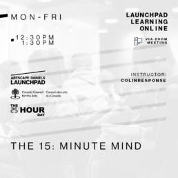 The 15: Minute Mind